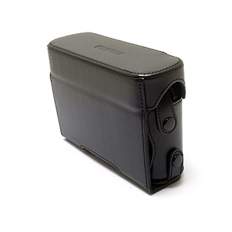 Fujifilm X100F BLC-X100F Premium Case - Black Thumbnail Image 1
