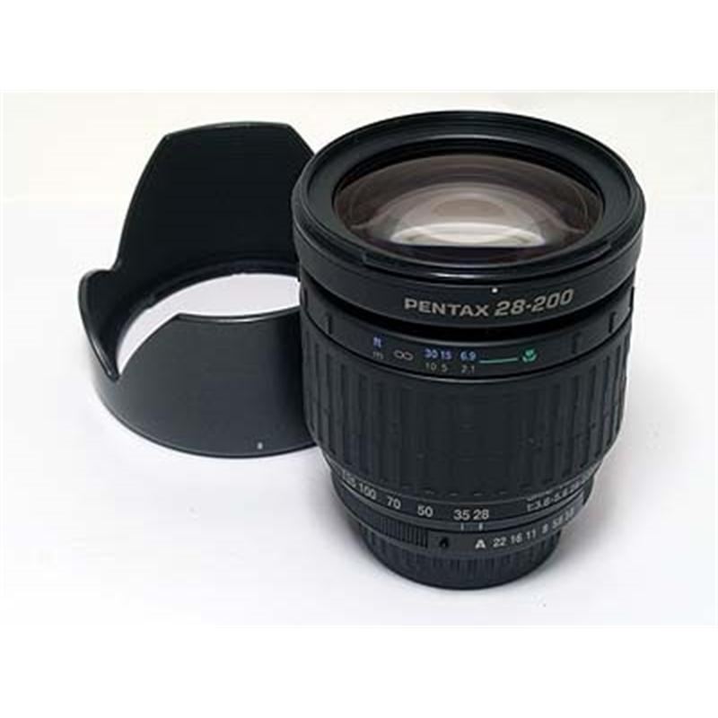 Pentax 28-200mm F3.8-5.6 FA IF AL Thumbnail Image 2
