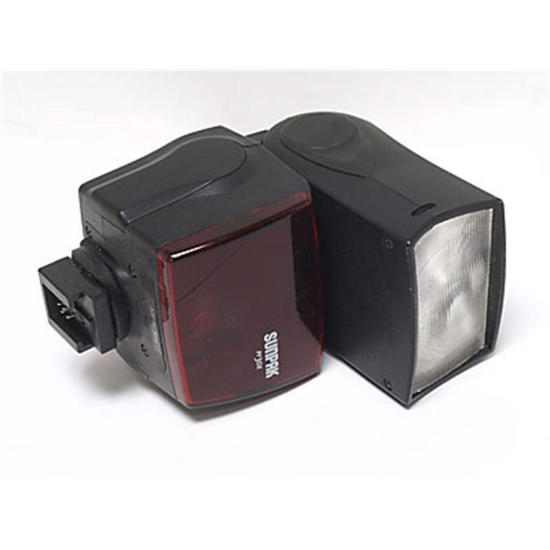 Sunpak PF30X Flash - Minolta AF Thumbnail Image 2
