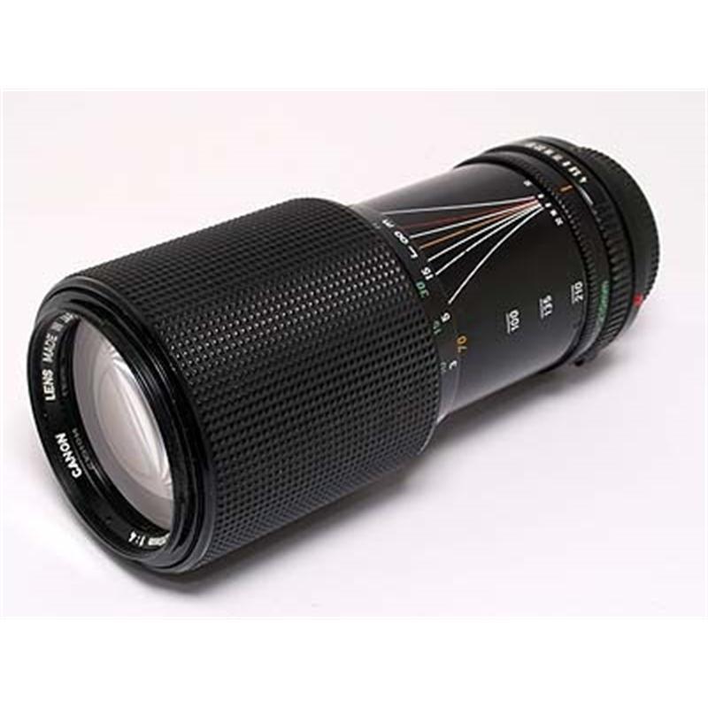 Canon 70-210mm F4 FD Thumbnail Image 2