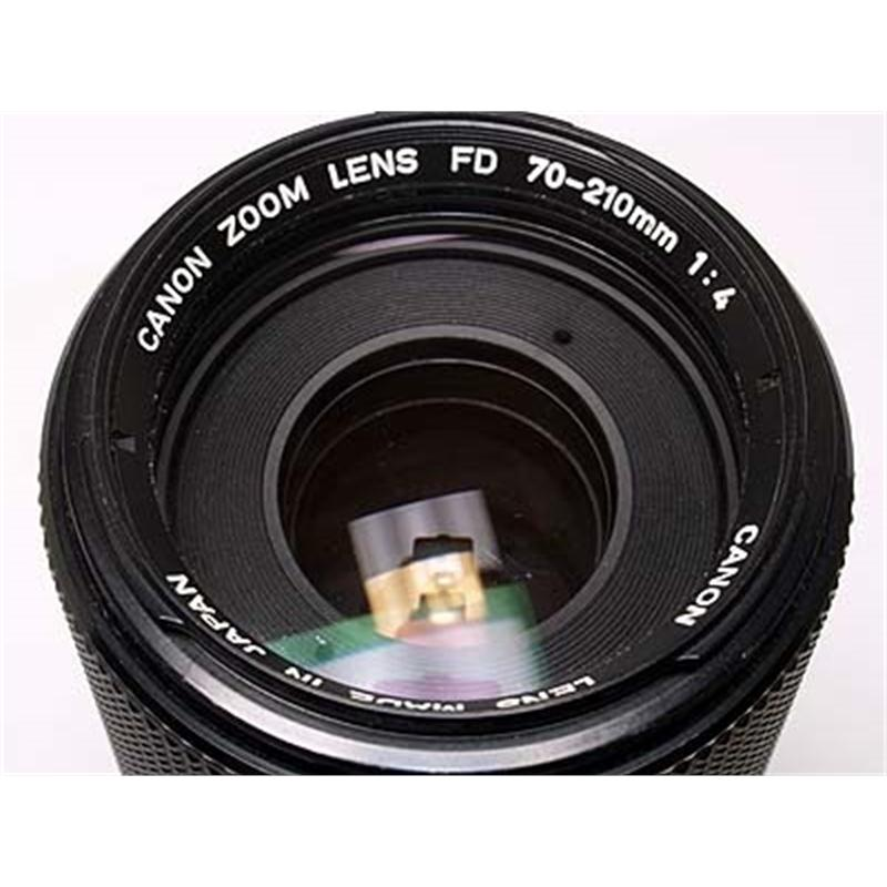 Canon 70-210mm F4 FD Thumbnail Image 0