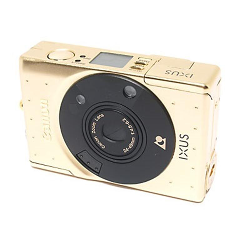 Canon Ixus Gold Limited Edition Thumbnail Image 1