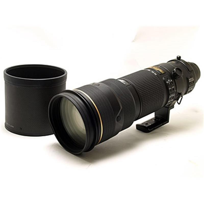 Nikon 200-400mm F4 G AFS VR II Thumbnail Image 0