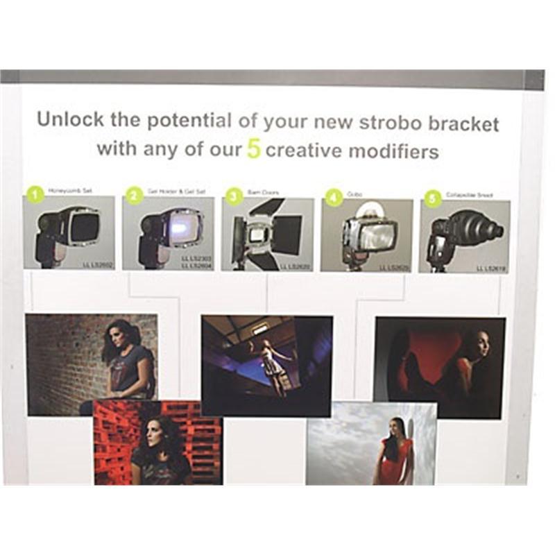 Lastolite Strobo Bracket Thumbnail Image 0