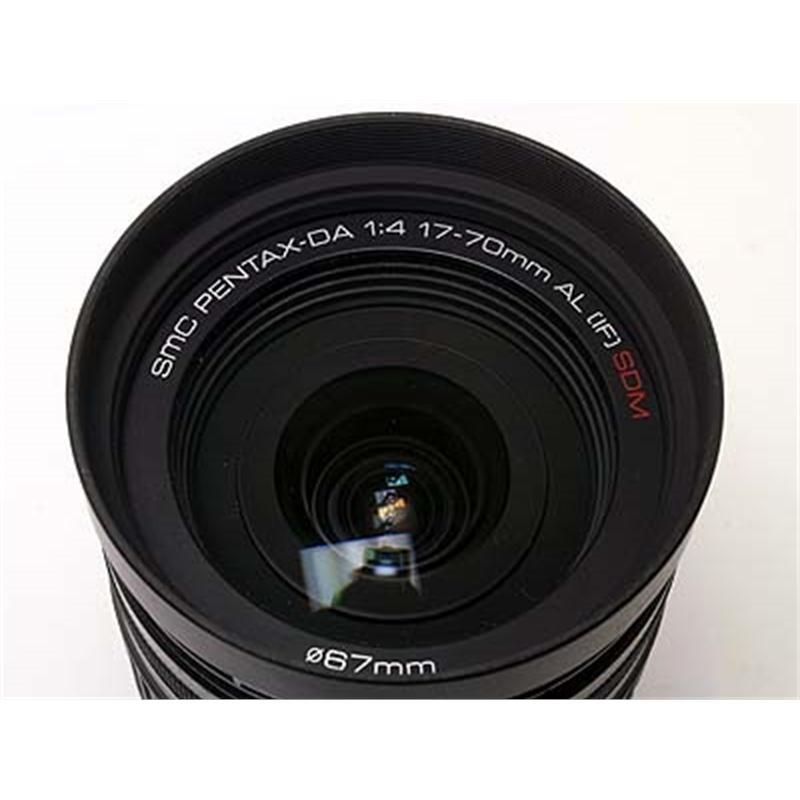 Pentax 17-70mm F4 DA AL (IF) SDM Thumbnail Image 0