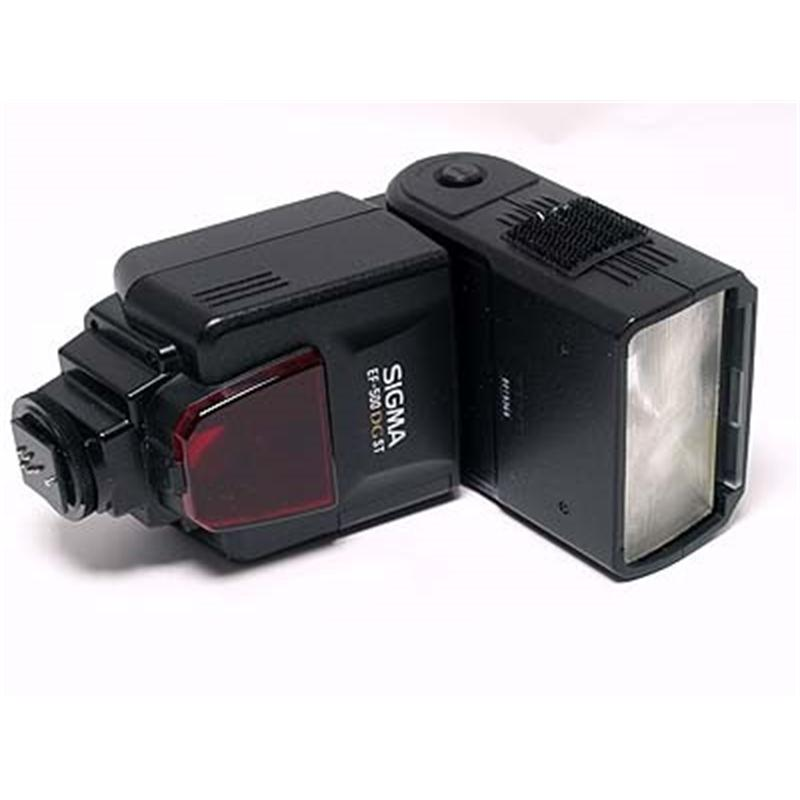 Sigma EF500 DG ST Flash - Canon EOS  Thumbnail Image 0