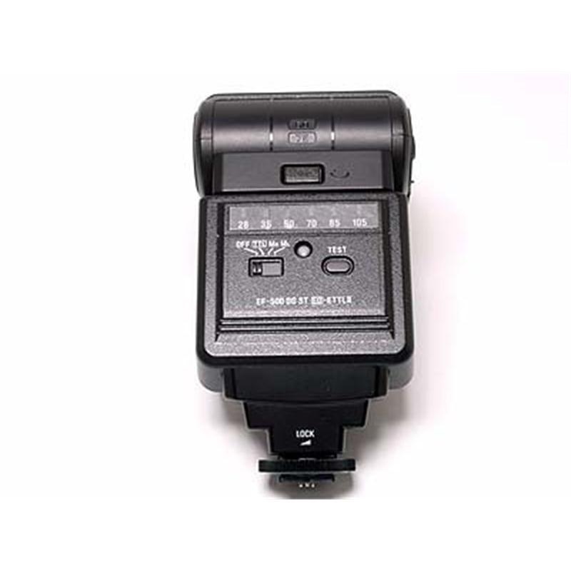 Sigma EF500 DG ST Flash - Canon EOS  Thumbnail Image 2