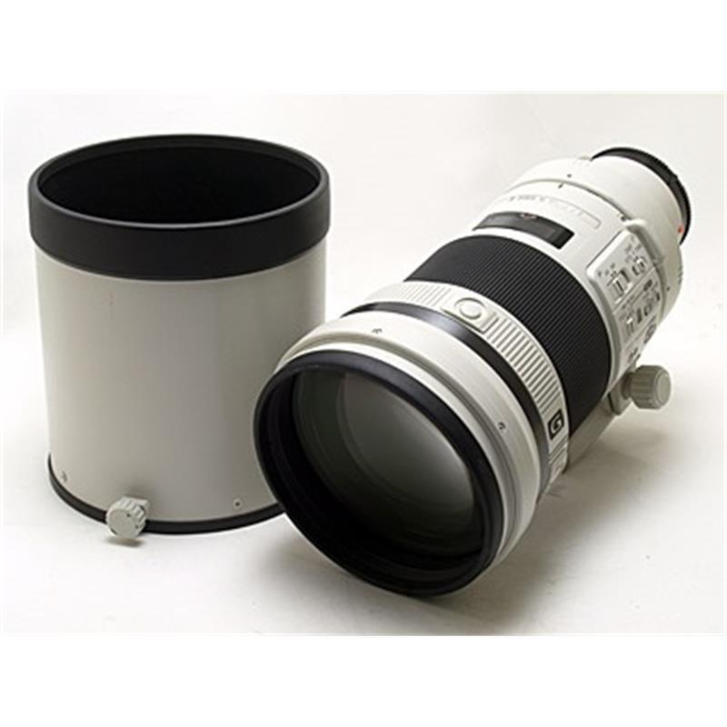 Sony 300mm F2.8 G SSM II Thumbnail Image 0