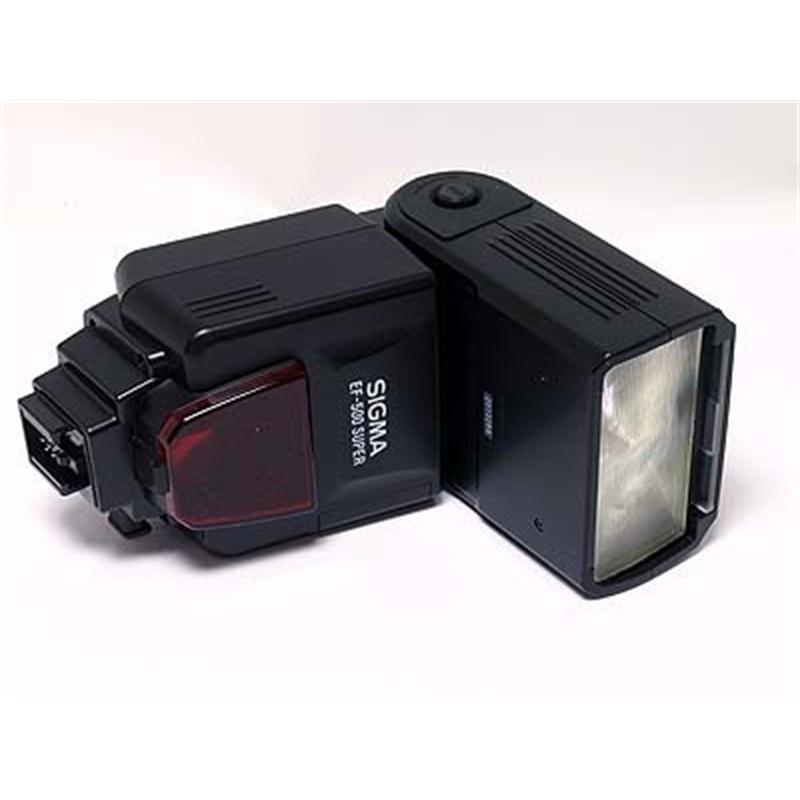 Sigma EF500 Super Flash Thumbnail Image 2