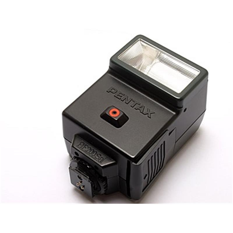 Pentax AF200Sa Flash Thumbnail Image 2