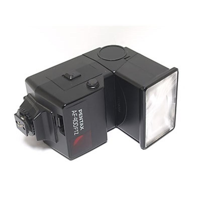 Pentax AF400FTZ Flash + Accs Thumbnail Image 2