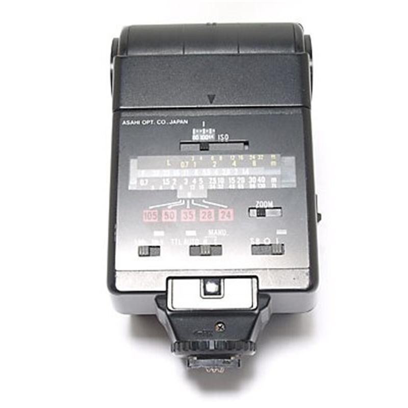 Pentax AF400FTZ Flash + Accs Thumbnail Image 1