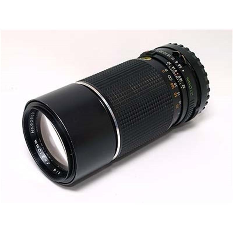 Mamiya 210mm F4 C Thumbnail Image 1