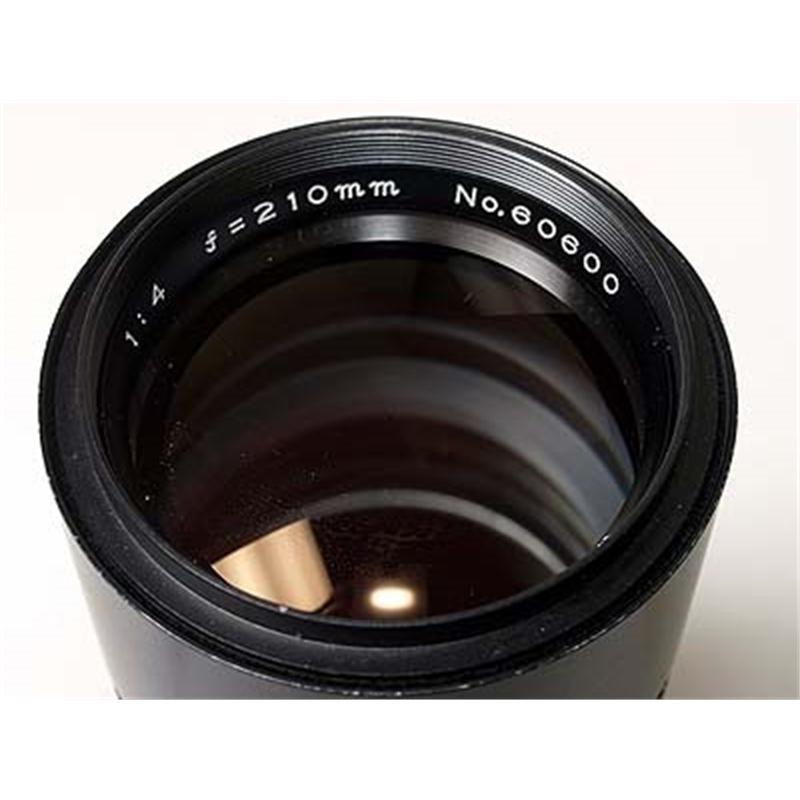 Mamiya 210mm F4 C Thumbnail Image 2