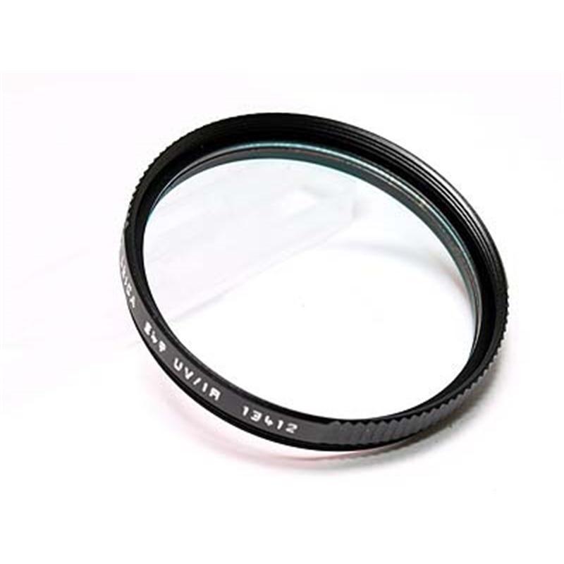 Leica E49 UV/IR - Black Image 1