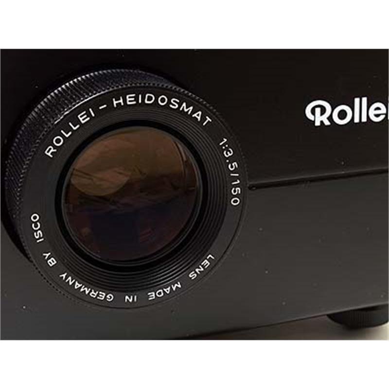 Rollei P66S + 90mm/150mm Lenses Thumbnail Image 1
