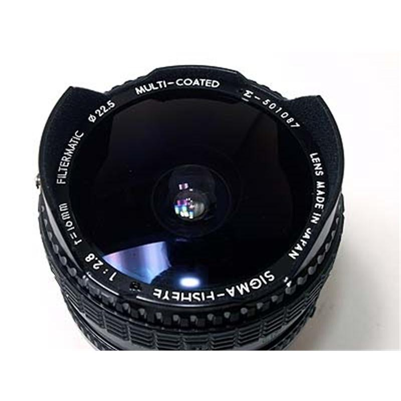 Sigma 16mm F2.8 Fisheye Thumbnail Image 0