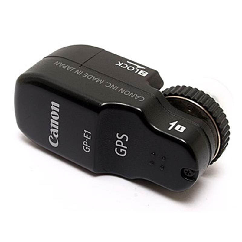 Canon GP-E1 GPS Unit Thumbnail Image 1