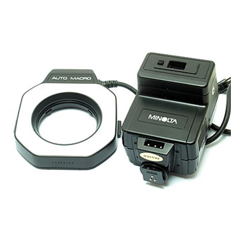 Minolta Auto 80PX Macroflash Image 1