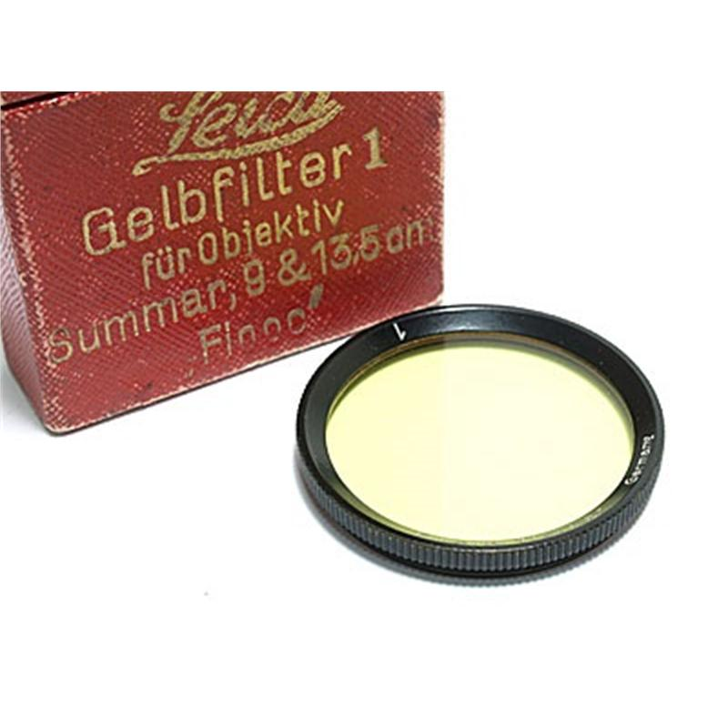 Leica Summar Light Yellow Image 1
