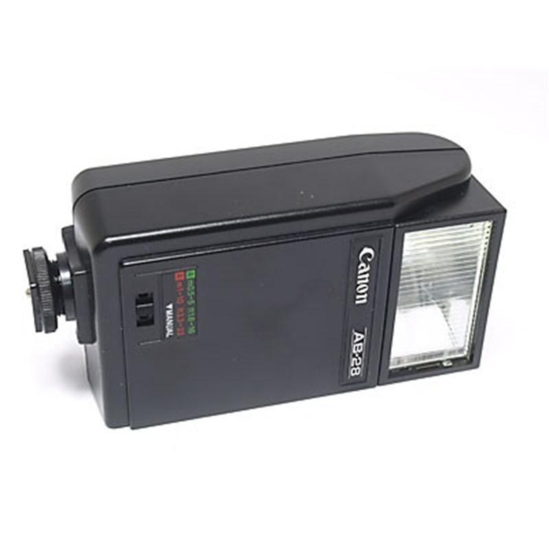 Canon AB28 Flash Thumbnail Image 1