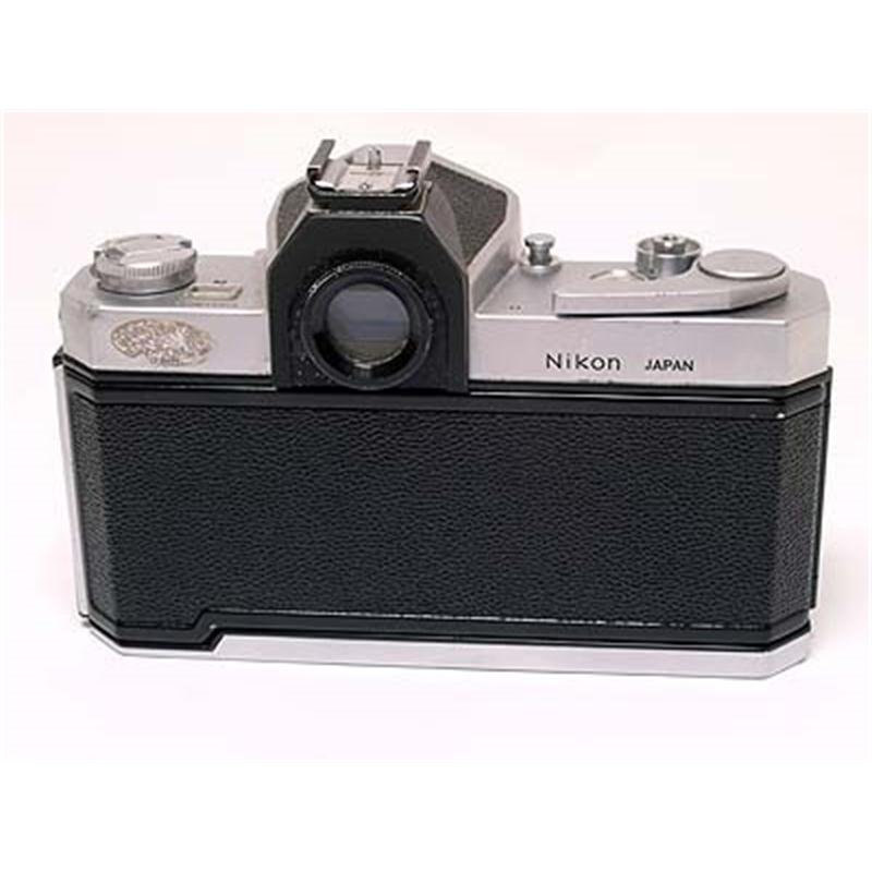 Nikkormat FTN Body Only - Chrome Thumbnail Image 1