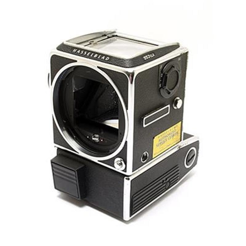Hasselblad 553ELX Body Only - Chrome Thumbnail Image 1