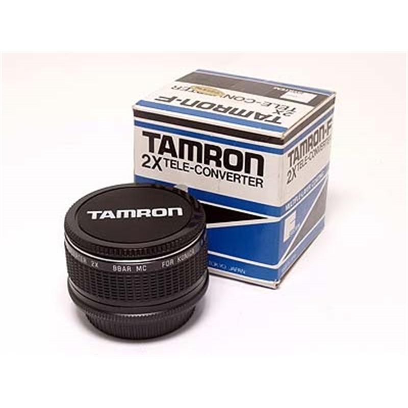 Tamron 2x Converter (Konica) Thumbnail Image 1