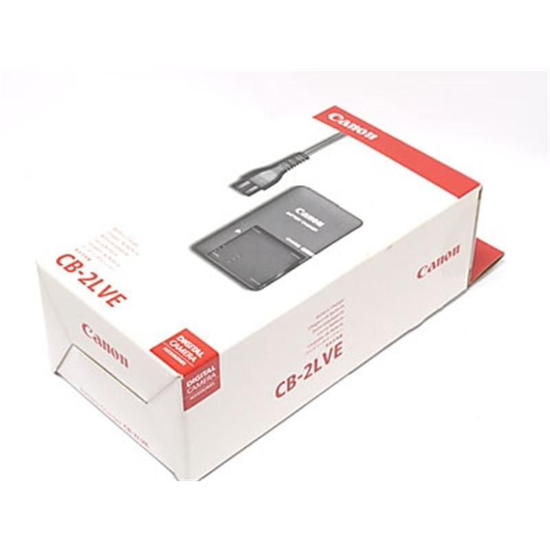 Canon CB-2LVE Battery Charger (for NB-4L Battery) Image 1