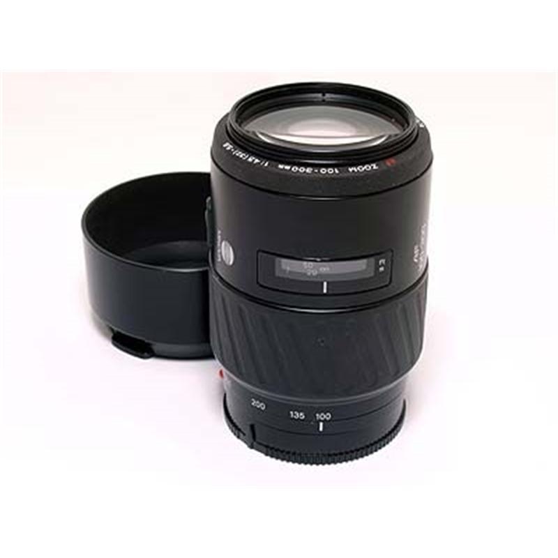 Minolta 100-300mm F4.5-5.6 AF Thumbnail Image 1