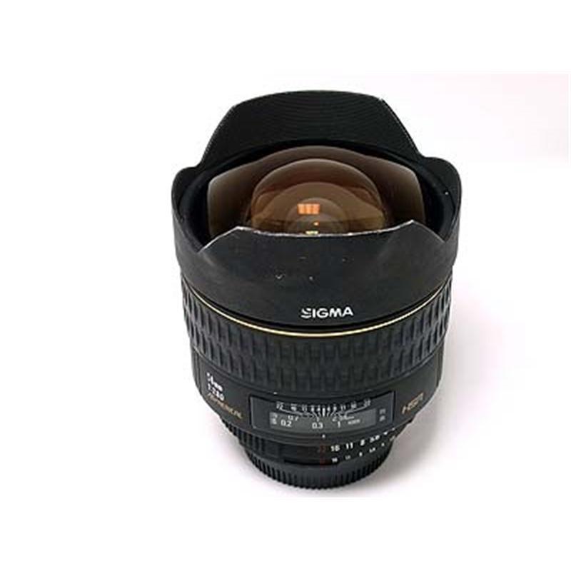 Sigma 14mm F2.8 EX HSM - Nikon AF Thumbnail Image 0