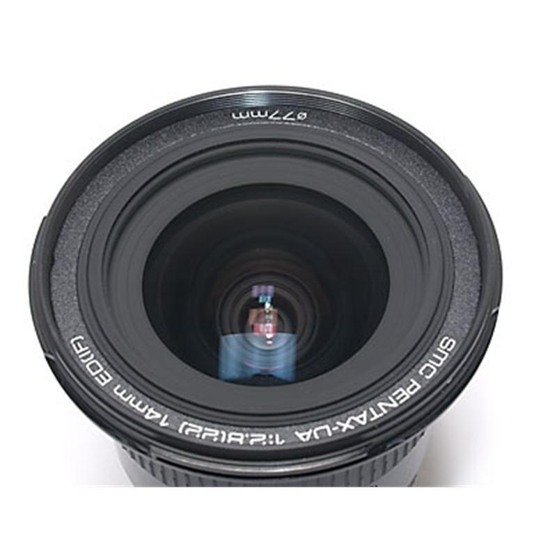 Pentax 14mm F2.8 SMC DA Thumbnail Image 1