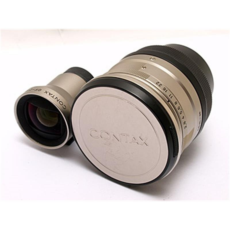 Contax 21mm F2.8 G + Finder Thumbnail Image 2