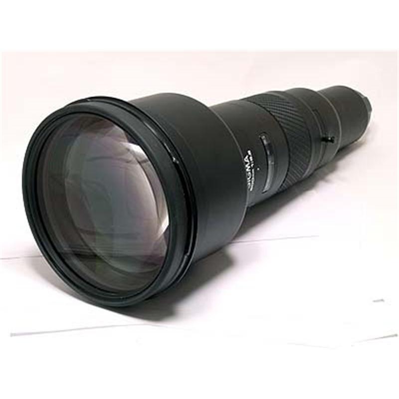 Sigma 800mm F5.6 Apo - Canon EOS Thumbnail Image 0