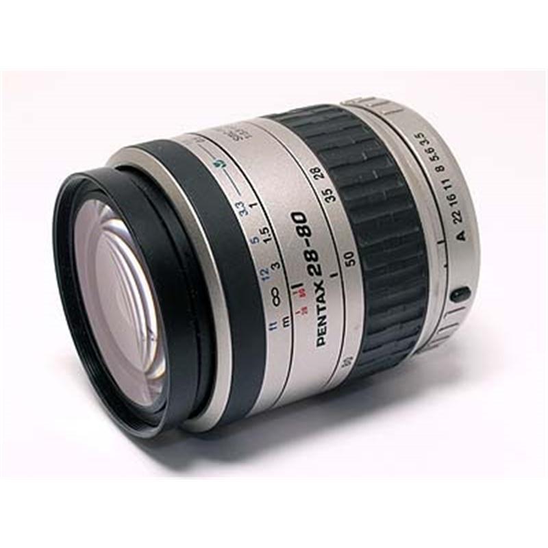 Pentax 28-80mm F3.5-5.6 FA Thumbnail Image 2