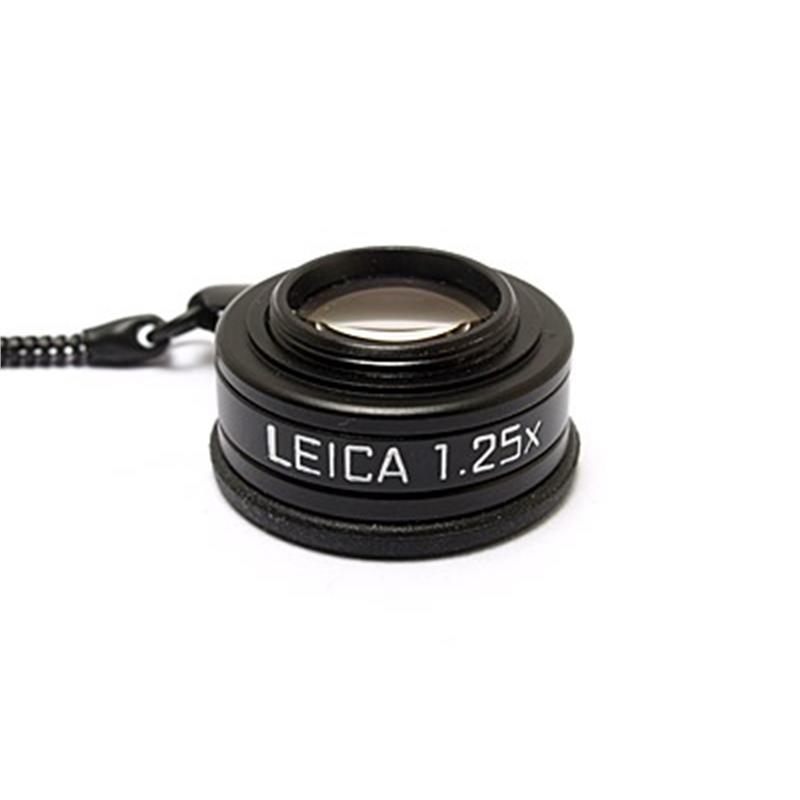 Leica 1.25x Viewfinder Magnifier Image 1