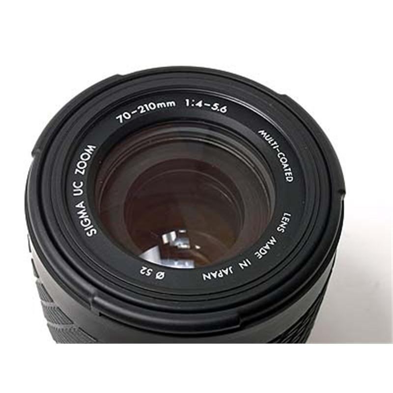 Sigma 70-210mm F4-5.6 UC Thumbnail Image 1