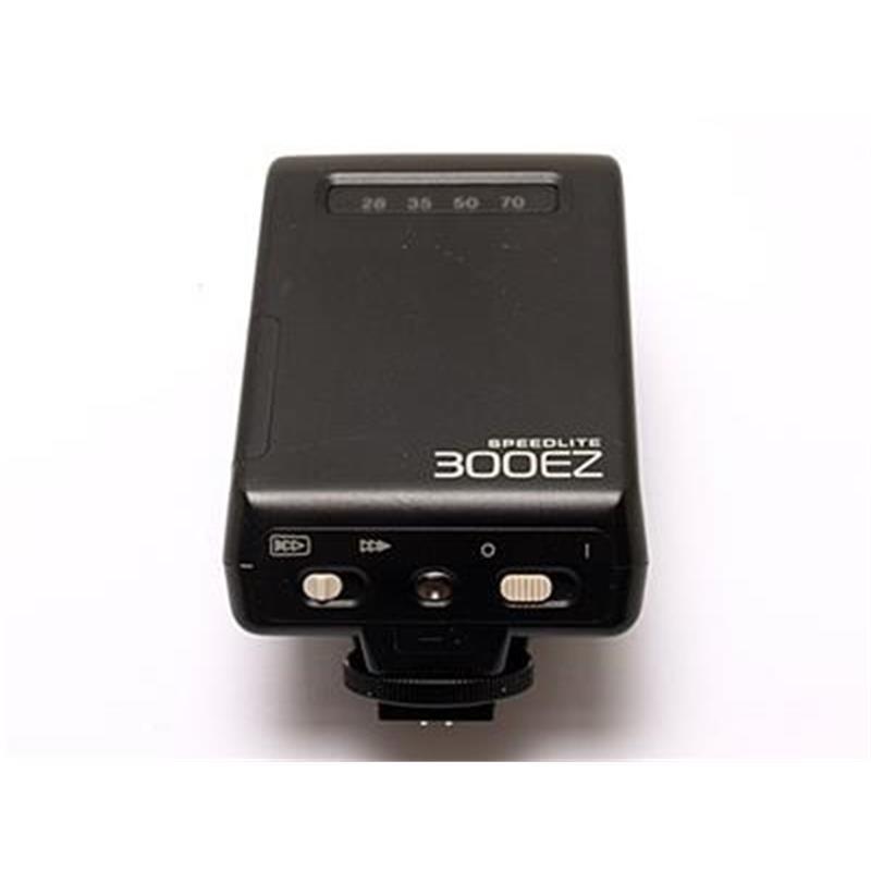 Canon 300EZ Speedlite Thumbnail Image 5