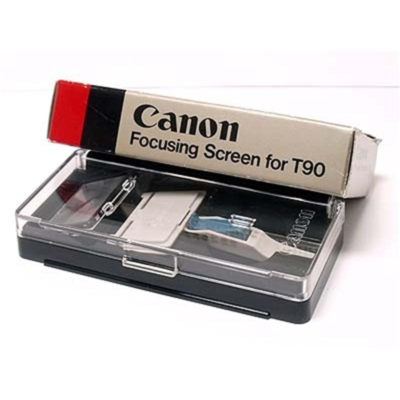 Canon T90 Focus Screen E Image 1