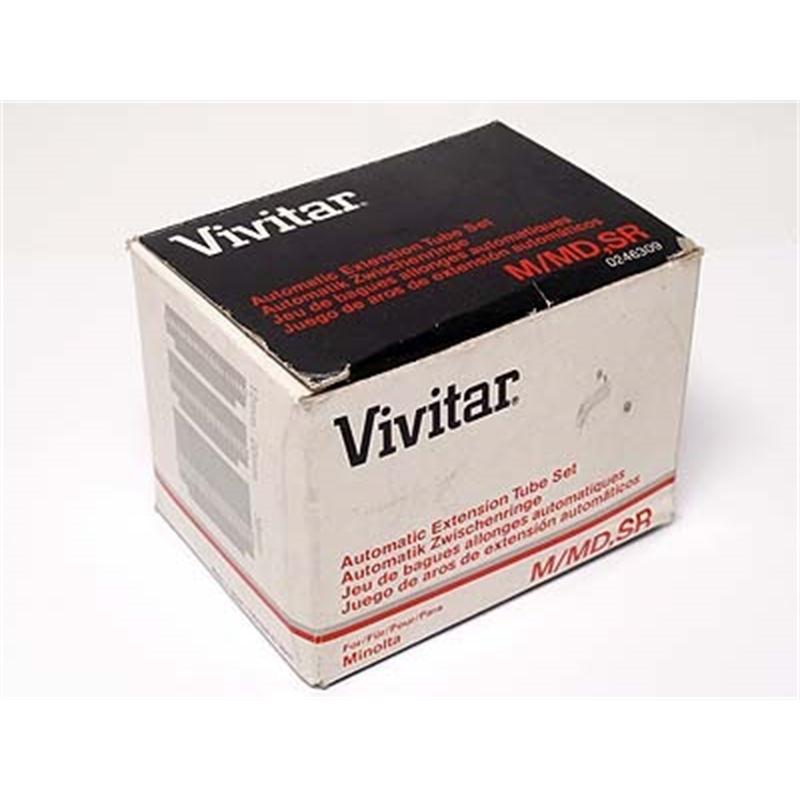 Vivitar Auto Extension Tube Set - Minolta MD Thumbnail Image 0