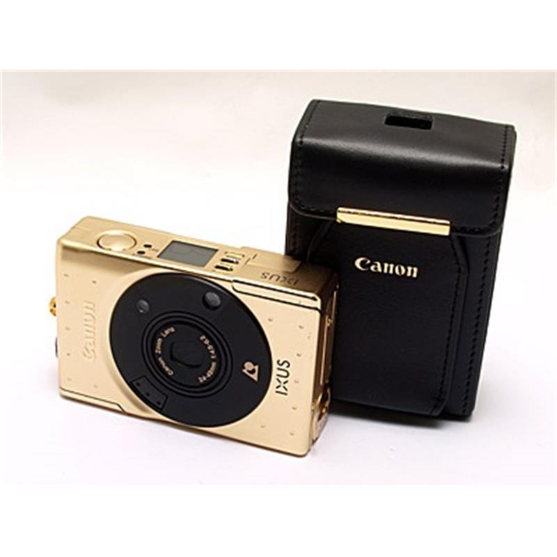 Canon Ixus Gold Limited Edition Thumbnail Image 0