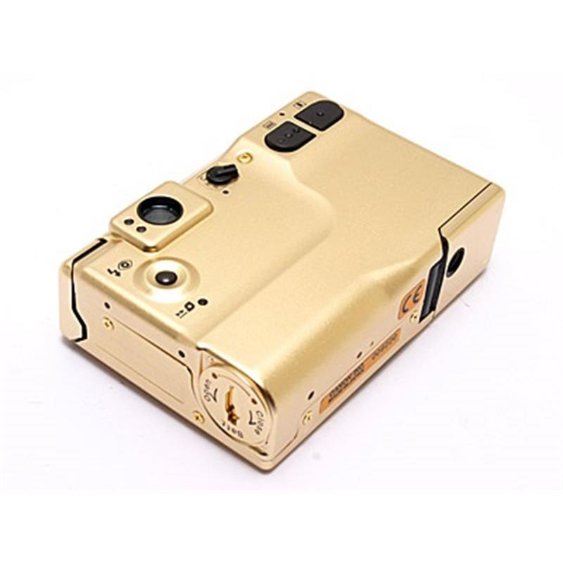 Canon Ixus Gold Limited Edition Thumbnail Image 2