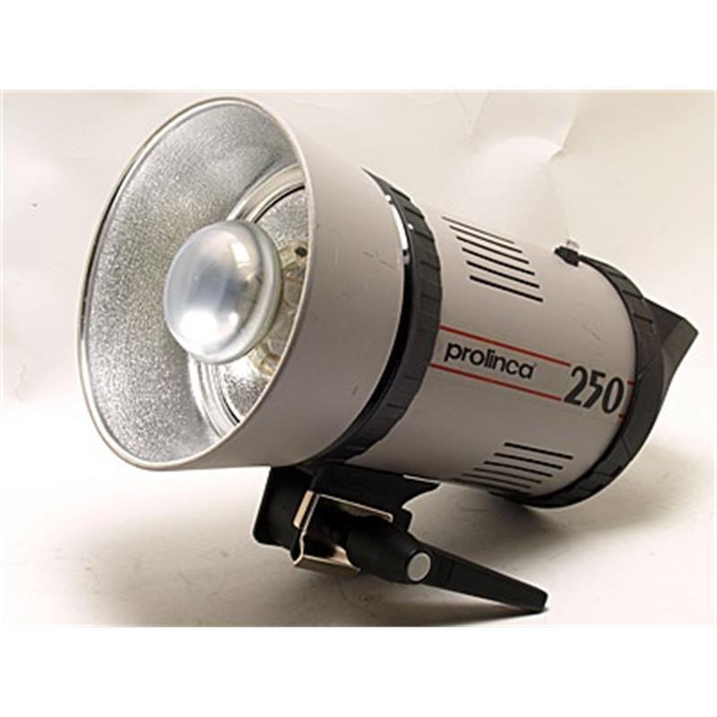 Prolinca 250 Two Head Kit Thumbnail Image 0