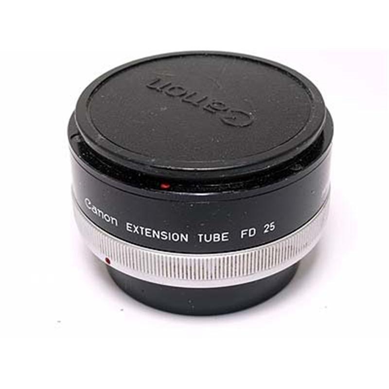 Canon FD25 Extension Tube Thumbnail Image 1