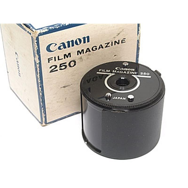 Canon 250 Film Magazine Image 1