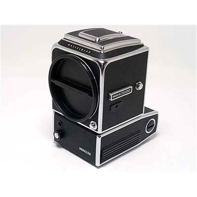 Hasselblad 500ELM Chrome Body Only Thumbnail Image 0