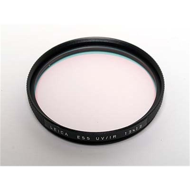 Leica E55 UV/IR - Black Thumbnail Image 0