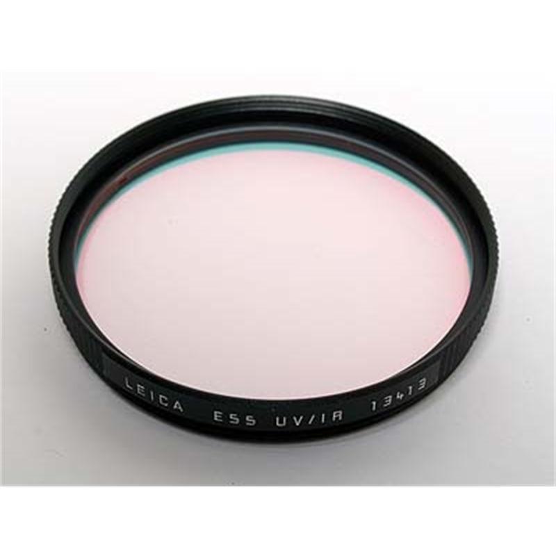 Leica E55 UV/IR - Black Thumbnail Image 1