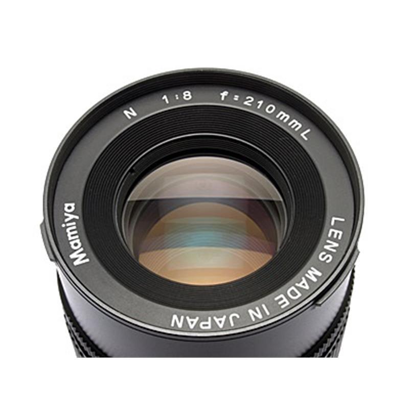 Mamiya 210mm F8 L + Finder Thumbnail Image 0