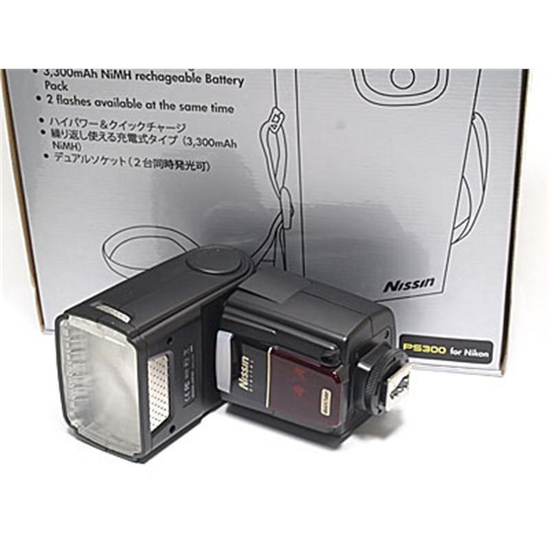 Nissin MG8000 Extreme Flashgun - Nikon Thumbnail Image 2